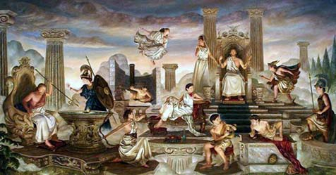 Greek Mythology Gods