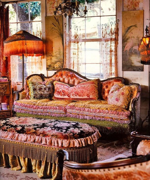 Bohemian Decor: Patricianovoa: Magnolia Pearl Ranch For Sale