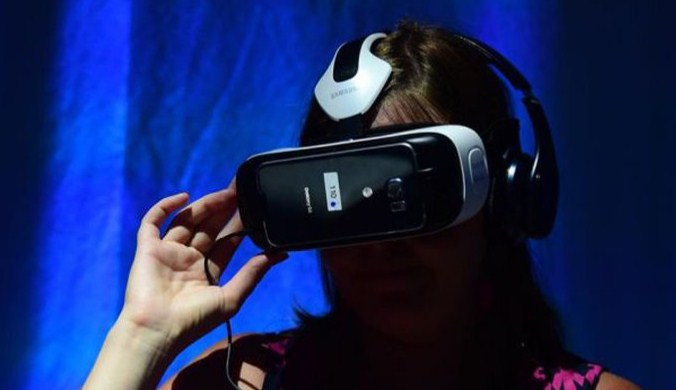 Virtual reality is the splash, but not ready for prime time
