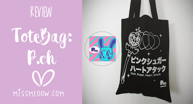Review: Totebag Store P.ch