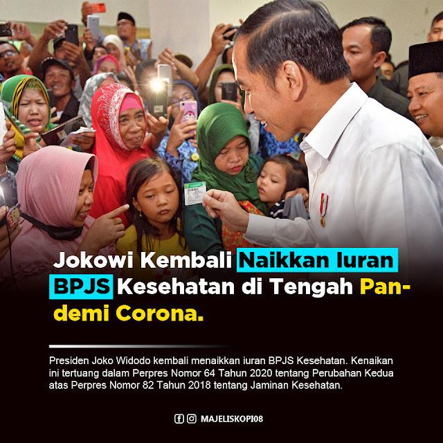 Terima kasih Pak Jokowi tapi Bo'ong !!!