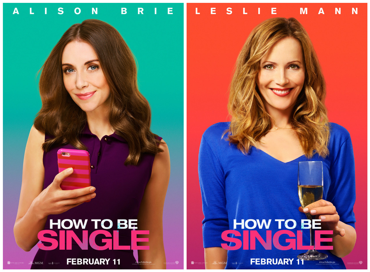 Lakwatsera lovers stars of how to be single in their solo banners in the film theres a right way to be single a wrong way to be single and thentheres alice and robin lucy meg tom david new york city is full of ccuart Choice Image