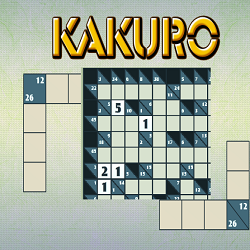 Kakuro (Number Crossword Puzzle Game)
