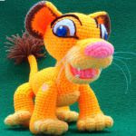 http://www.craftsy.com/pattern/crocheting/toy/simba-free-pattern/167789?rceId=1447962822433~yf1n5nne