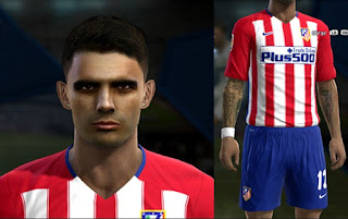 Face Augusto Fernandez 2016 Pes 2013 By Vicen