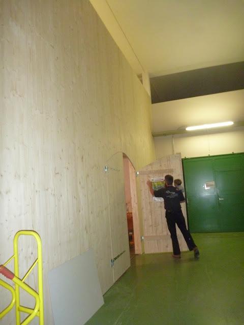 wir bauen Wände Türen Holzboden, Decken, Treppen
