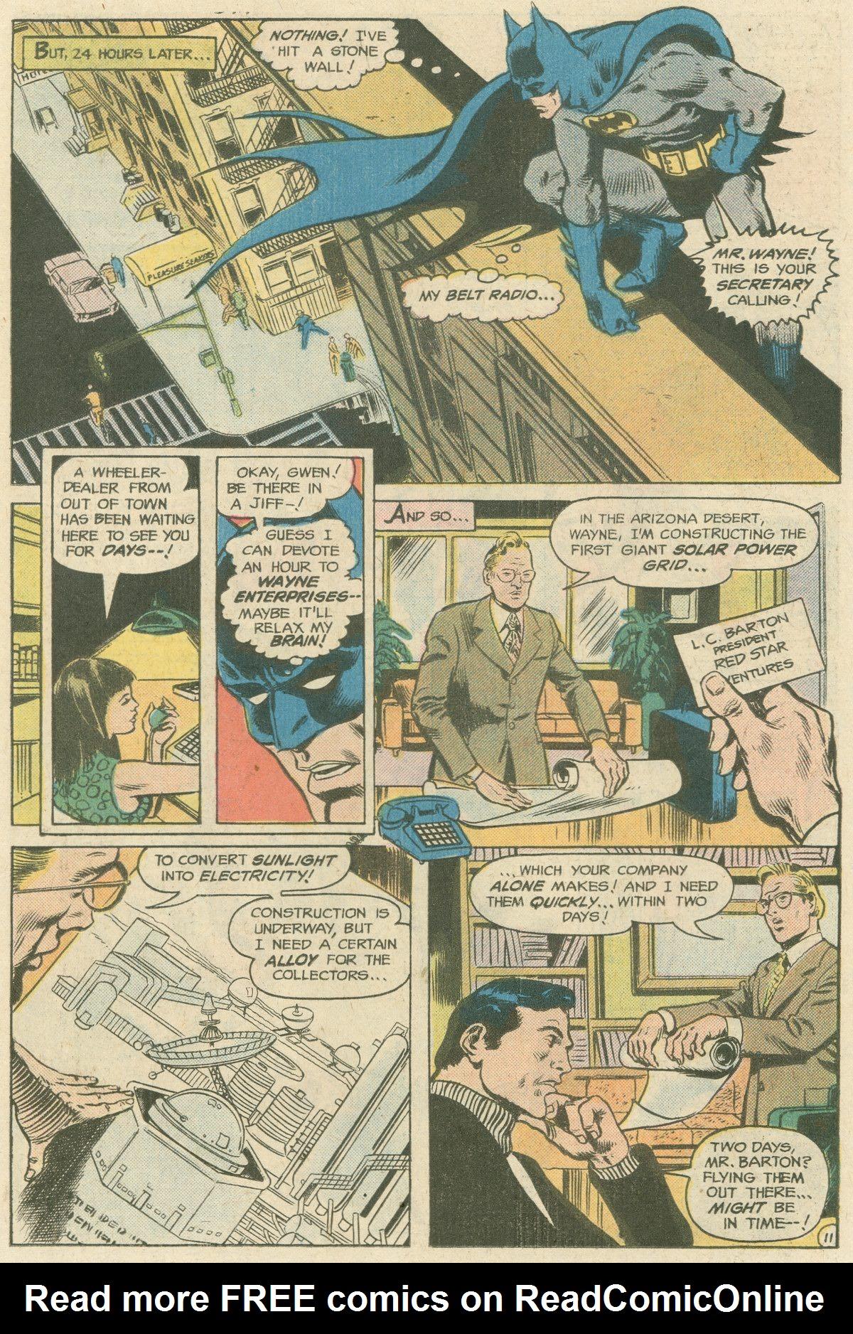 Read online World's Finest Comics comic -  Issue #244 - 14