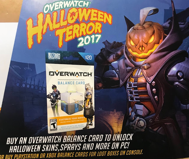 Se filtra fecha para evento Halloween en Overwatch