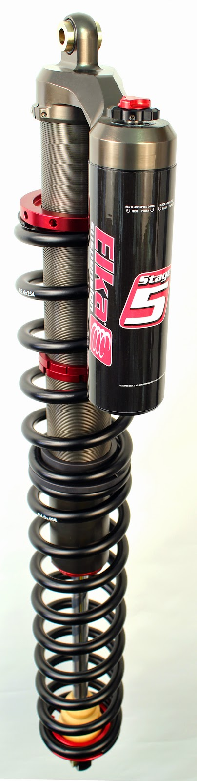 Elka Suspension goes bigger and better with its new 2 5