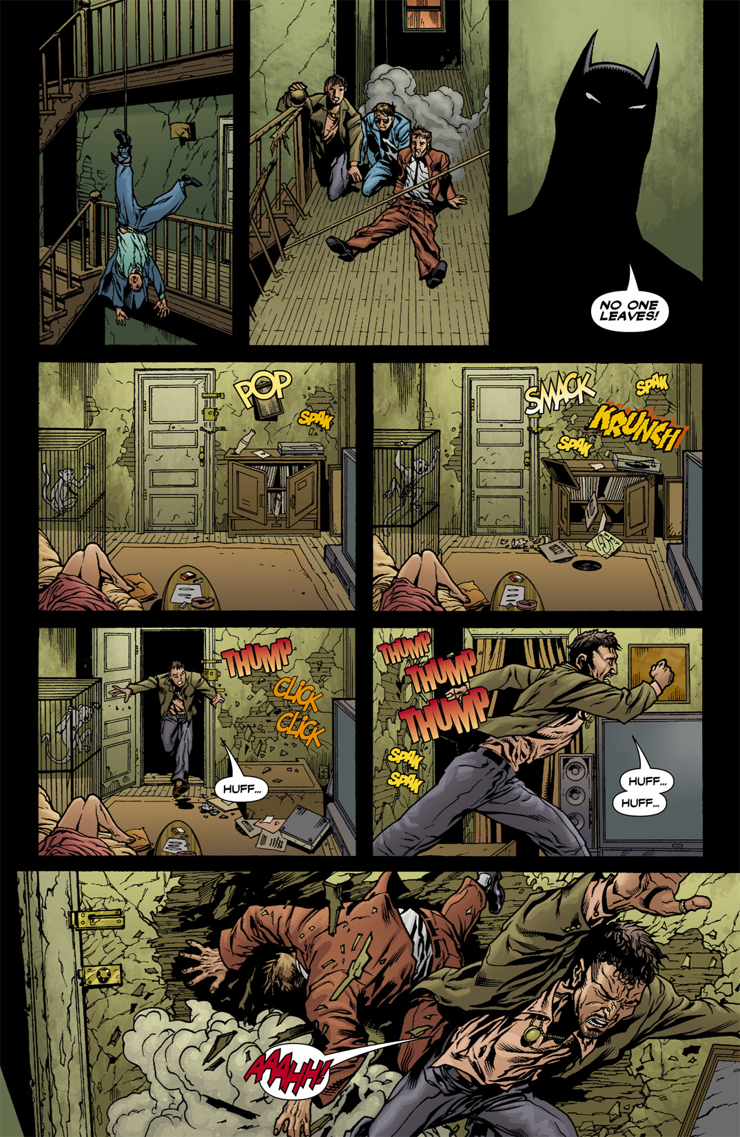 Detective Comics (1937) 801 Page 18
