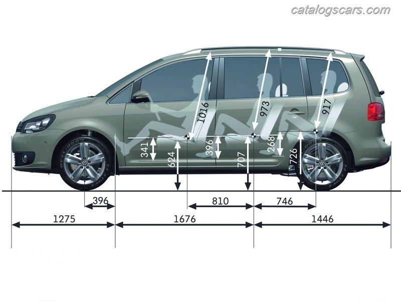 صور سيارة فولكس واجن توران 2012 - اجمل خلفيات صور عربية فولكس واجن توران 2012 - Volkswagen Touran Photos Volkswagen-Touran_2011_800x600_wallpaper_26.jpg