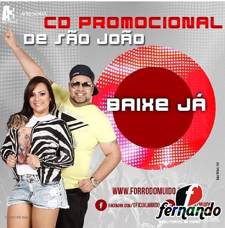 FORRO MUIDO BAIXAR COMPLETO DE DO CD 2013