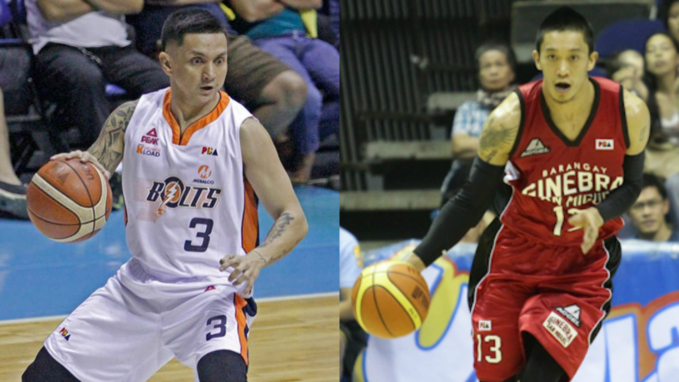 Ginebra and Meralco all out to win crucial PBA Finals Game 5