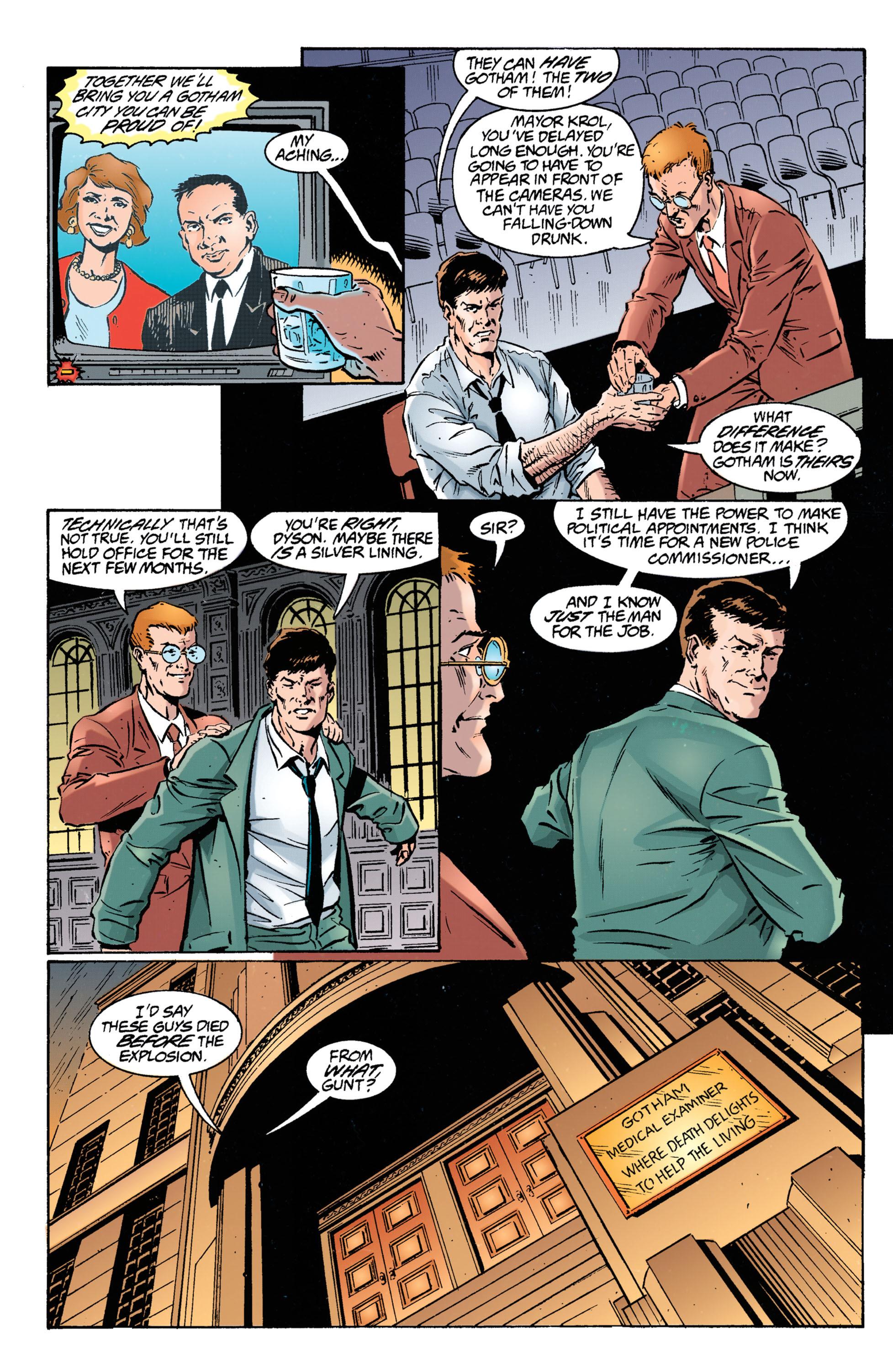 Detective Comics (1937) 693 Page 10