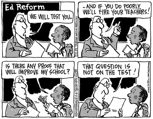 Does the US Education System Need Reform?