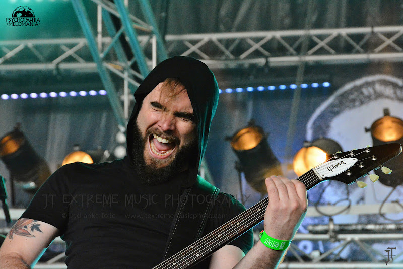 The Great Old Ones @Hellfest 2015, Clisson 21/06/2015