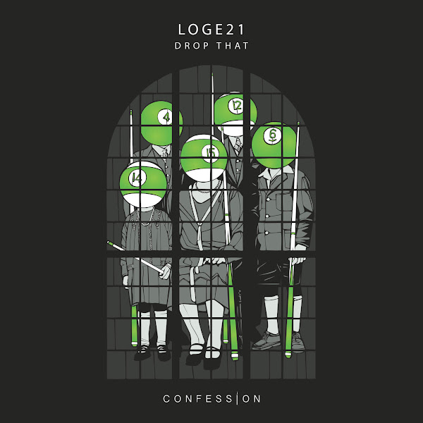 Loge21 - Drop That - Single Cover