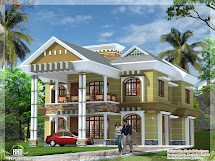 Photos of Luxury Homes Kerala Villa Design