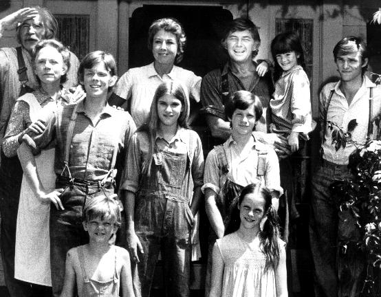 Los Waltons fue una serie de televisión creada por Earl Hamner b34bacd5759
