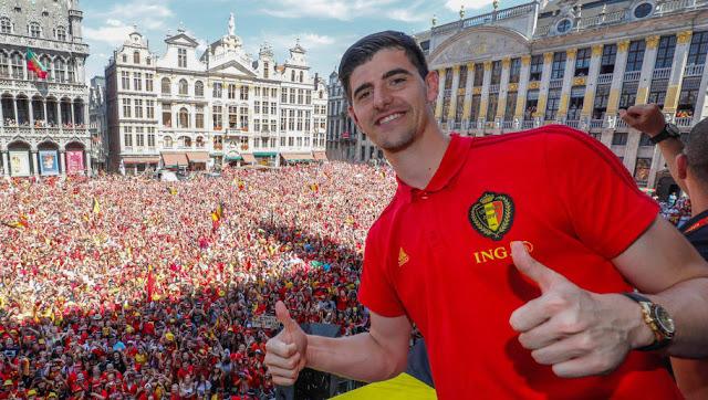 Le Real Madrid accélère pour recruter Thibaut Courtois
