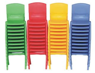 Penggunaan Material Yang Berkualiti Seperti Meja Dan Kerusi Selesa Akan Mendorong Ibu Bapa Untuk Menghantar Anak Di Taska Tadika Anda Kelak
