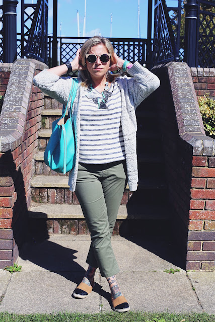 fat face outfit post