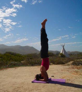 yoga blog salamba sirsasana