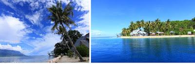 wisata Pantai Nusa Ra