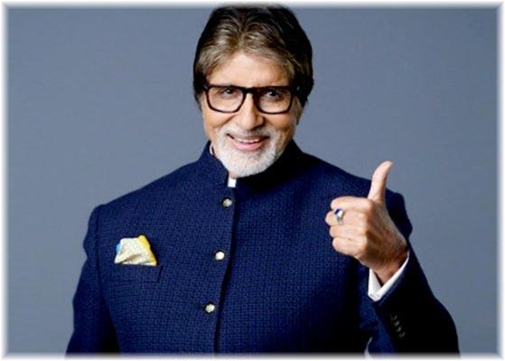 Bollywood Actor-Amitabh Bachchan-Biography Image
