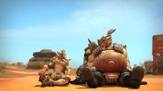 Blizzard anuncia nuevo mapa para Overwatch llamado Junkertown