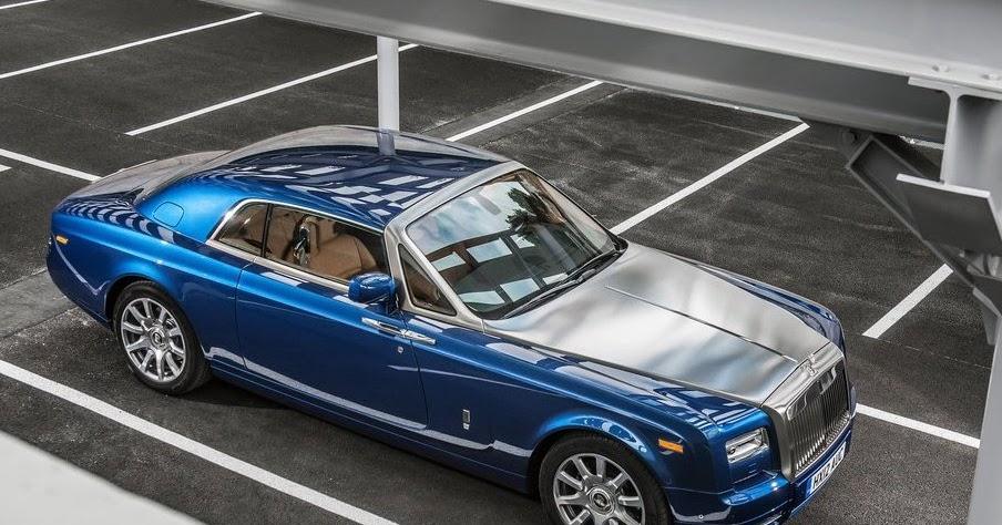 2013 Future Rolls Royce Phantom Coupe Series Ii Photo