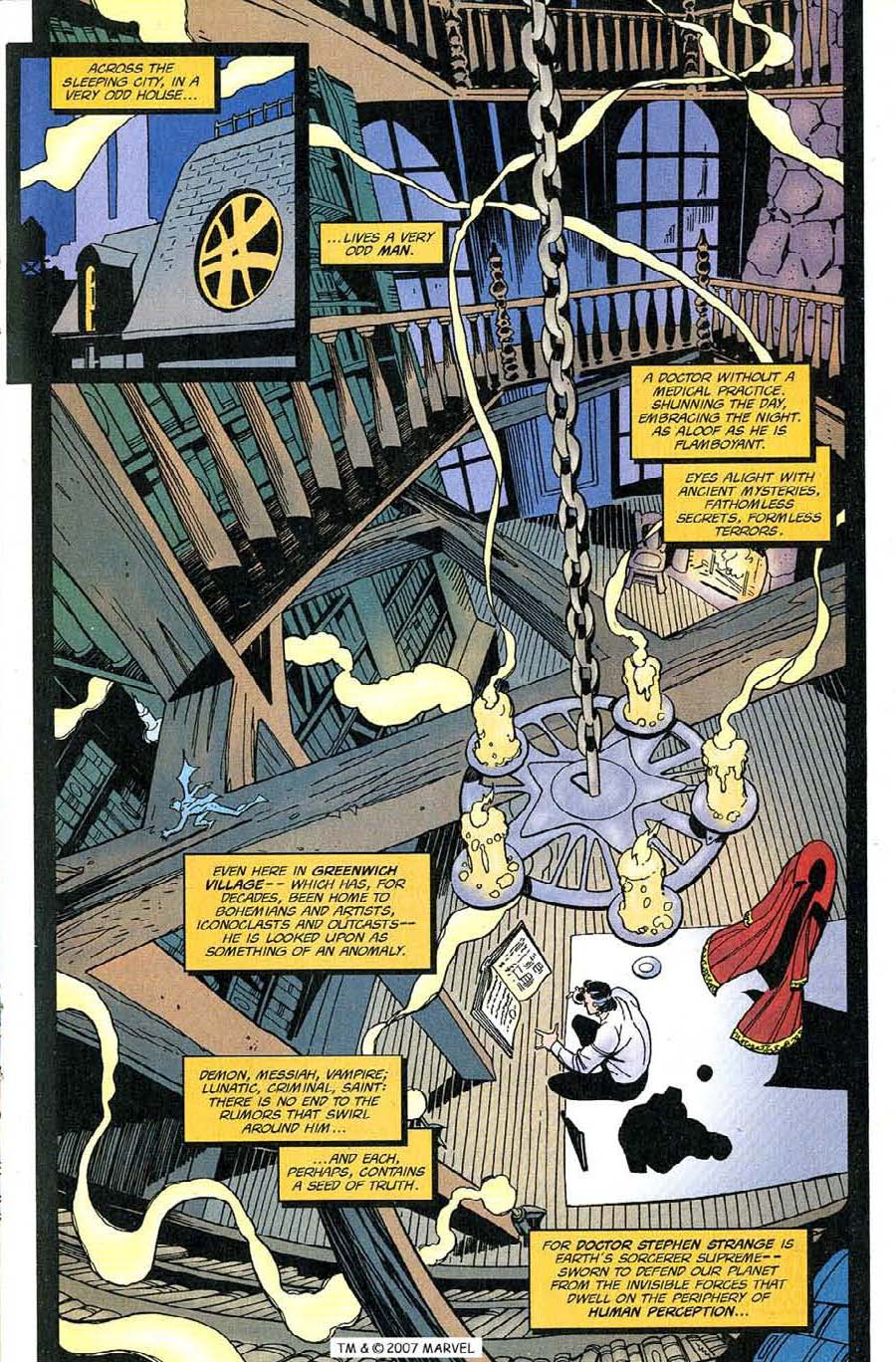 Read online Silver Surfer (1987) comic -  Issue #126 - 9