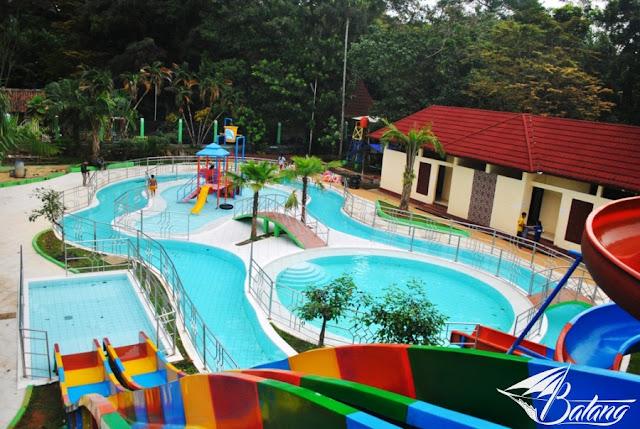 Wisata: Batang | Bandar Eco Park Wisata Kolam Renang Keren di Kabupaten Batang