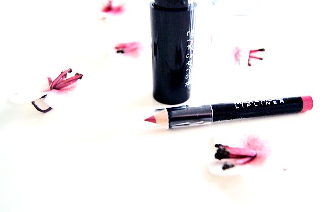 Nude lipstick & lipliner Max&More