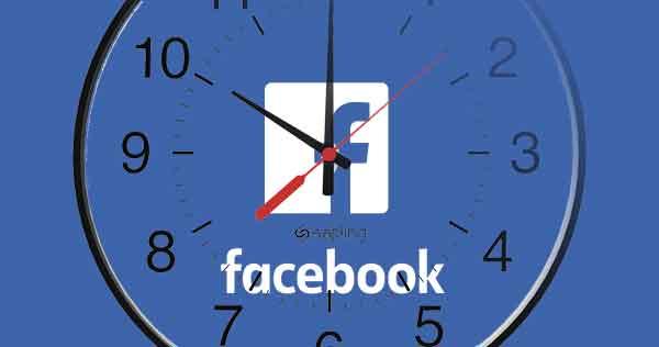 Facebook te dirá cuanto tiempo pasas en la aplicación