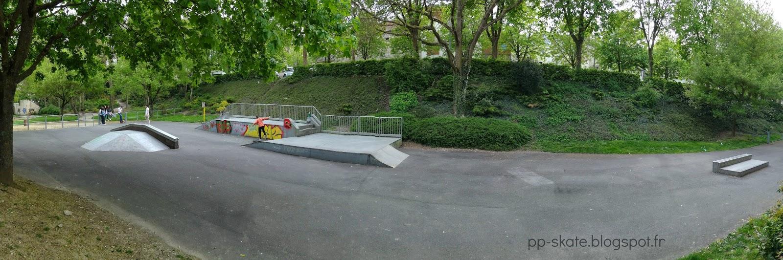 skatepark pithiviers