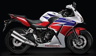 Harga motor Honda baru/gress lengkap