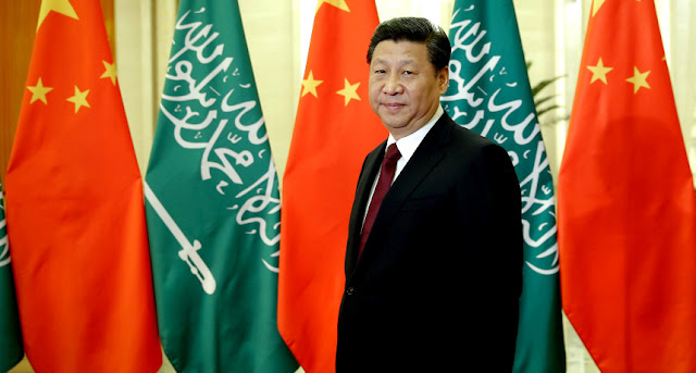 OPINION | China's New Position on the Middle East Chinese