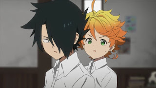 Yakusoku no Neverland – Episódio 07