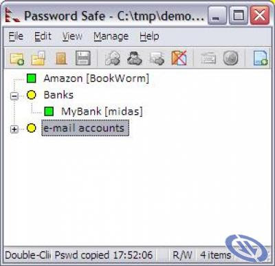 Password Safe Portable