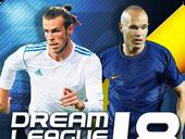 Dream League Soccer 2018 MOD APK v5.00 + OBB Data (Unlimited Money)