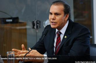 COMISSÃO MISTA ANALISARÁ RELATÓRIO DA MP QUE PERMITIU SAQUE DO FGTS