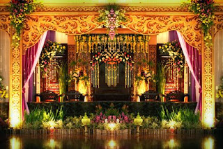 griya rias sekar melati - purwokerto: dekorasi gedung & rumah