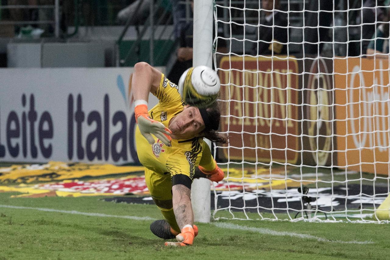 e8dbf3c428 O goleiro Cassio defendeu dois pênaltis (Foto  Daniel Augusto  Jr. Ag.Corinthians)