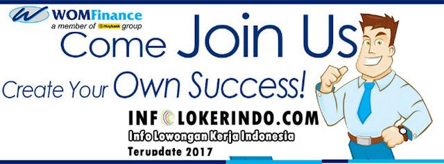 Lowongan Kerja Management Trainee Wom Finance 2017
