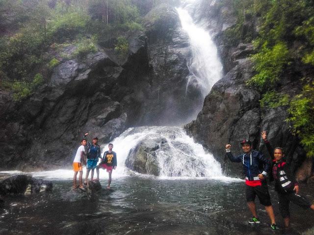 Timangguyob Falls