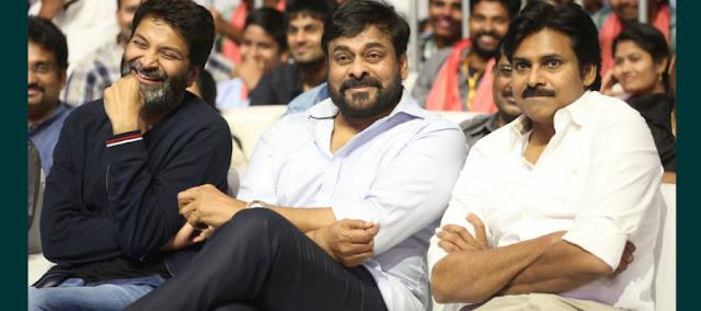 Chiranjeevi and Pawan Kalyan Multi-Starrer