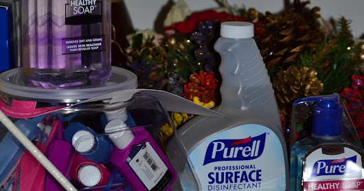 Stay Well Together This Winter With Purell