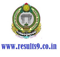 Kakatiya University SDLCE PG 2016 Result