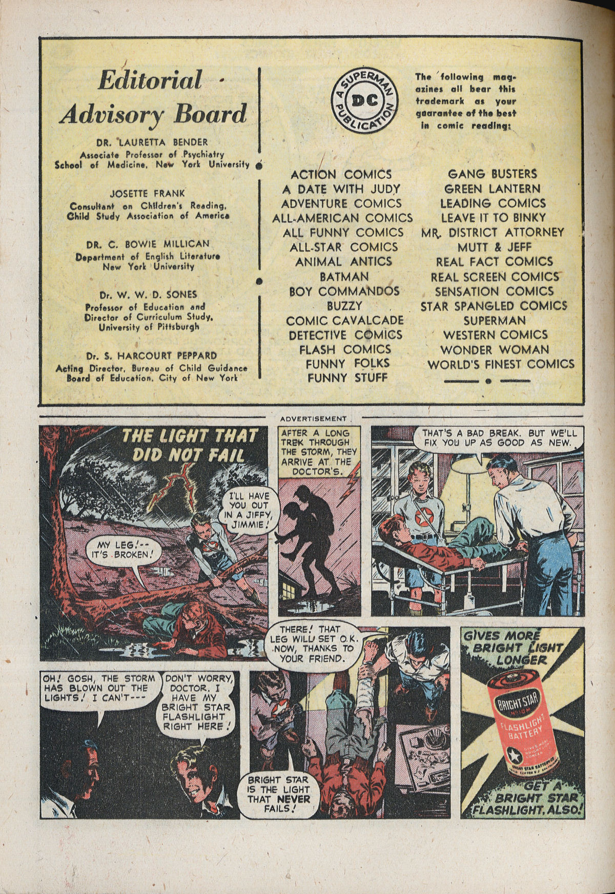 Read online World's Finest Comics comic -  Issue #33 - 60